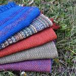 Dettaglio sciarpe collezione '14-'15